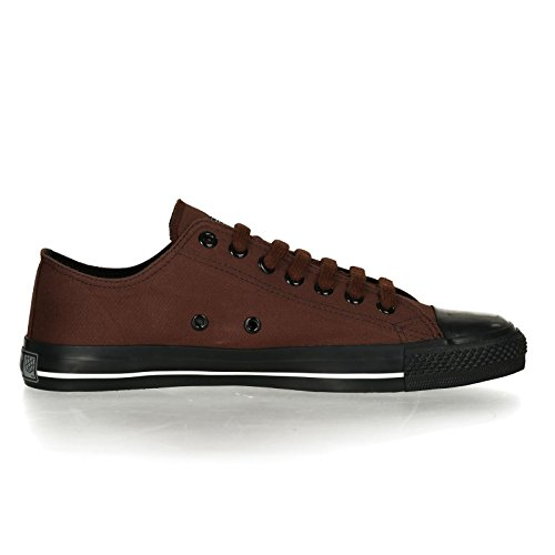 Baumwolle Nut Black LoCut Collection 17 Vegan Sneaker Jet Brown Farbe Ethletic Bio Aus WYqF7zHwW