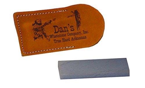 Genuine Arkansas True Hard Pocket Knife Sharpening Stone Whetstone 3