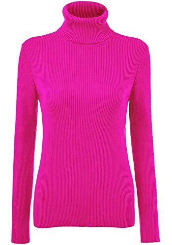 Hot Pink Cashmere - 7