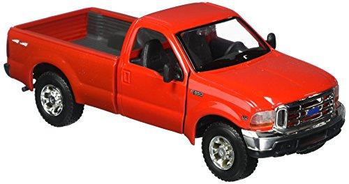 Mud Trucks (Maisto 1:24 W/B Special Edition 1999 Ford F-350 Super Duty Pickup Diecast Vehicles)