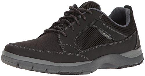 Rockport - Herren Kingstin Blücher Schuhe Black