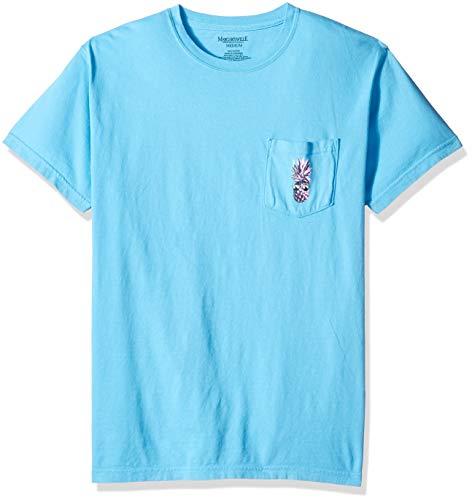 Margaritaville Mens Cool Pineapples T-Shirt
