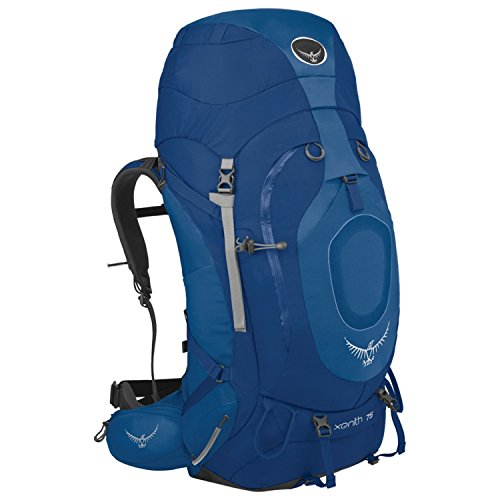 Osprey Xenith 75 hiking bag L blue