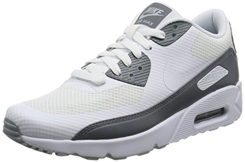NIKE White White Essential Grey Air Cool Max Men White Grey 0 Wolf Trainers Off 90 Ultra 2 's 4HrFqw4
