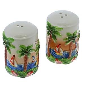 41xWIhu-pGL._SS300_ Beach Salt and Pepper Shakers & Coastal Salt and Pepper Shakers