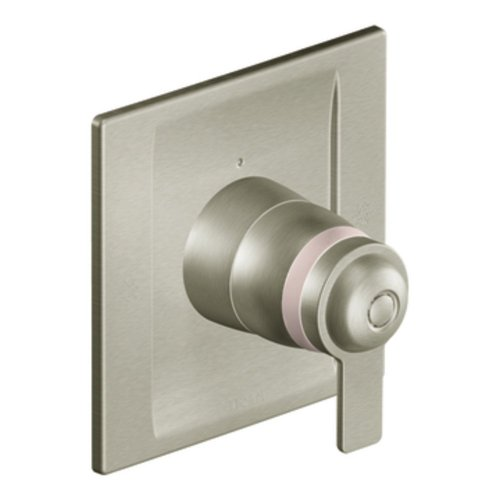 Moen Ts3100Bn 90 Degree Exacttemp R Valve Trim, Brushed Nickel