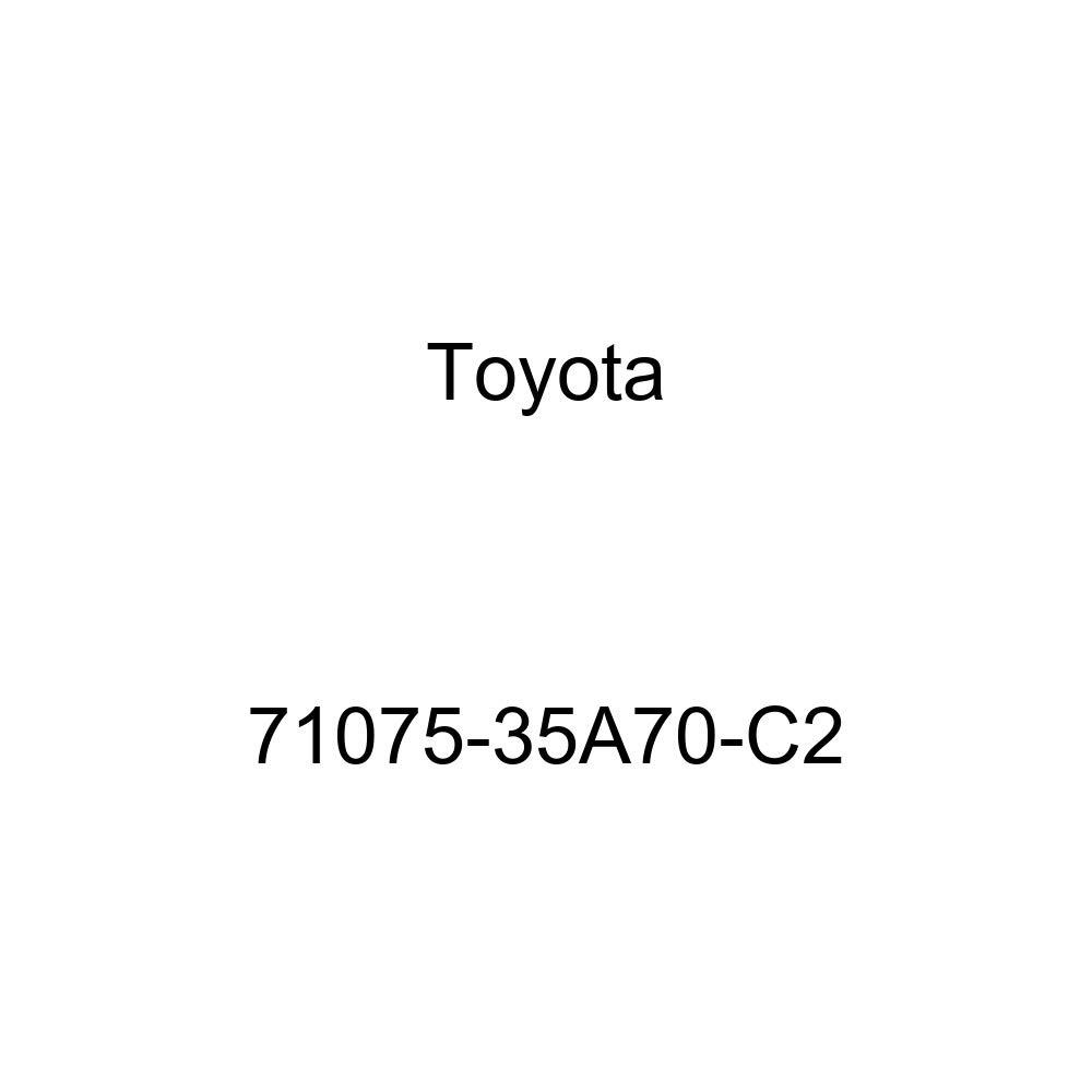 TOYOTA Genuine 71075-35A70-C2 Seat Cushion Cover