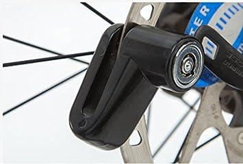 mitefu Mini portátil Anti Robo de bicicleta de freno Candado de ...