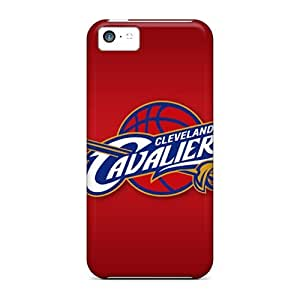 High Quality FYs13721eoiY Cleveland Cavaliers Cases For Iphone 5c
