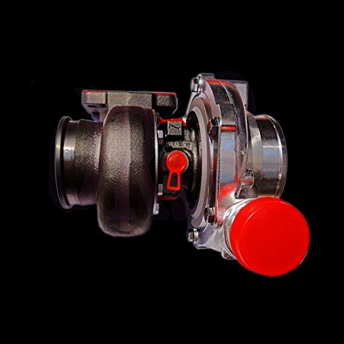 GOWE turbocharger for Super Fast Spool Up 4 bolts T3 flange V-band turbine BB turbocharger with forged 5 axis compressor wheel for S13 S14 240x racing 2