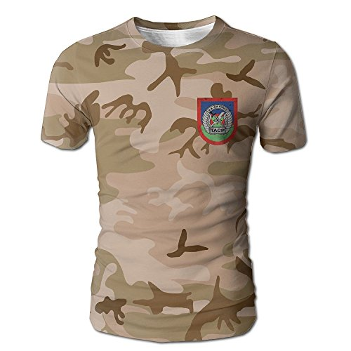 AREUStyle US Army Retro US Airforce Tactical Air Control Party Man's T-Shirt Tee.