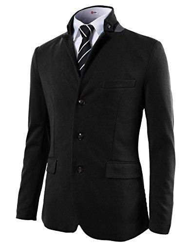 Roll Collar Jacket - 5