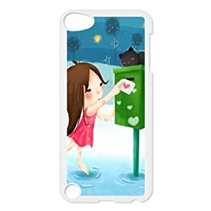iPod Touch 5 Case White love me 133 GY9026667