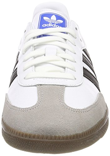 Adidas Samba Grey Og 1 37 3 Shoes White Black Size r5XrF