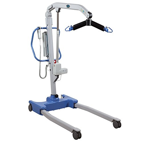 Hoyer Presence Professional Patient Lift, 6-Point Cradle, With Scale, Electric - Lift Hoyer Scale
