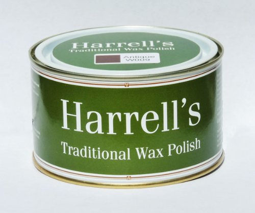 Harrell's Wax Polish- Antique Black W009 400 Gram Can by Harrells Wax