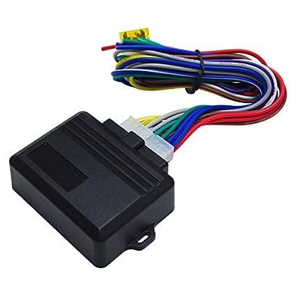 Amazon com: FEELDO 12VDC Universal Car 2/4 Door Power Window