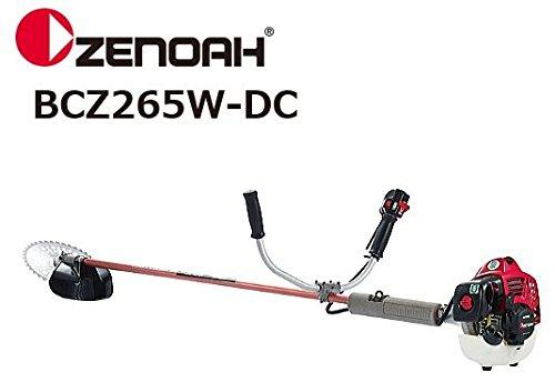 ゼノア 刈払機 BCZ265W-DC 肩掛式 ツーグリップハンドル 25.4cc ディアルチョーク搭載 B06W9K242W