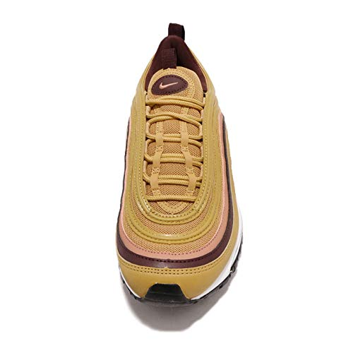 001 Basse Terra Ginnastica Wheat Max W Crush 97 Donna da NIKE Scarpe Blush Gold Multicolore Air Burgundy nUY07xxwqa