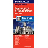 Rand McNally Easy To Read: Connecticut, Rhode Island