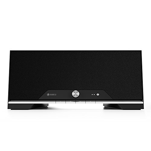 Raumfeld One M Streaming Wireless Speaker (Black)