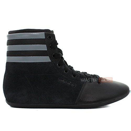 Adidas – Boxing Chic – G13251 – Color: Black-Grey – Size: 8.0