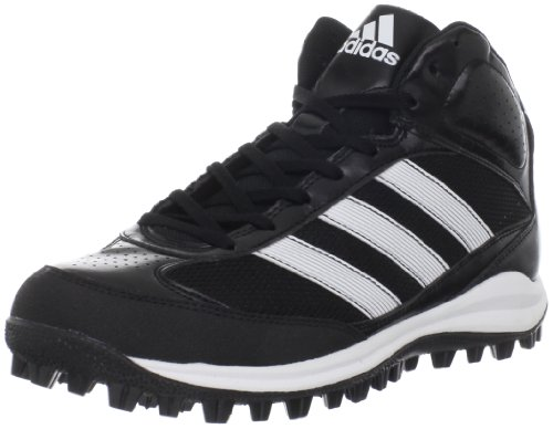 cheap sale footlocker pictures outlet ebay adidas Men's Turf Hog LX Mid Football Cleat Black/Running White/Metallic Silver brand new unisex cheap price low shipping fee yBQi5IKzd