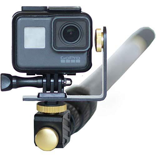 (MicroJib XL - Pan + Tilt pole for GoPro with 360° rotation 22 - 60