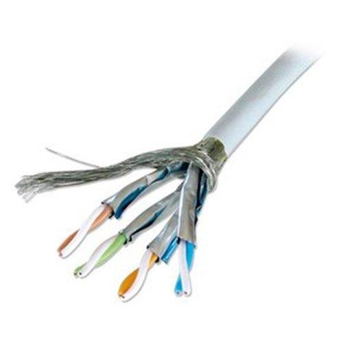 4 opinioni per Lindy 12055 Bobina Cavo SFTP, PIMF Categoria 6, 10/100/1000Base-TX, 100 m