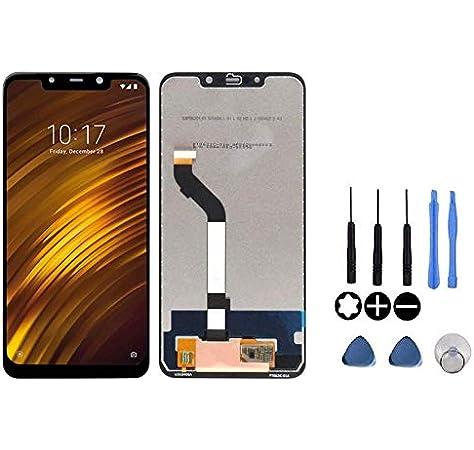 Theoutlettablet® Pantalla Repuesto LCD+TACTIL Compatible con Xiaomi Pocophone F1 / Poco F1 / + Herramientas: Amazon.es: Electrónica