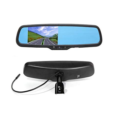 Ford Backup Camera In Mirror - 8