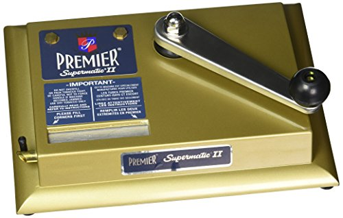 Premier Supermatic Cigarette Machine (The Big Easy Cigarette Accessories C721 Supermatic II Cigarette)
