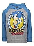 SEGA Sonic The Hedgehog Big Boys Fleece Pullover