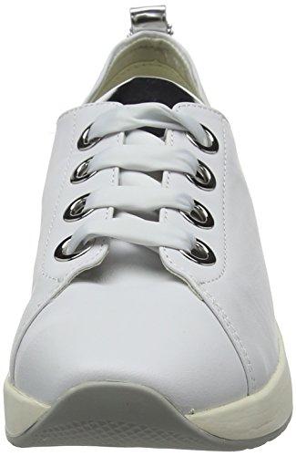 Cafènoir Damen Kda217 Slip On Bianco (bianco Sporco)