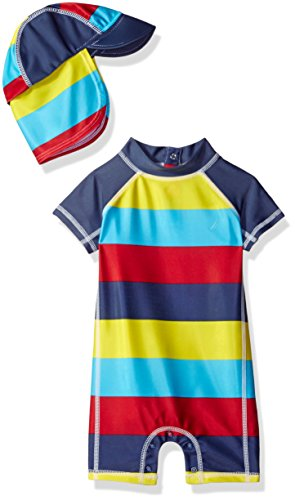 Nautica Baby Short Sleeve Bodysuit