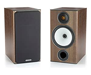 Monitor Audio - Altavoces Bx2 (Nogal,Pareja)