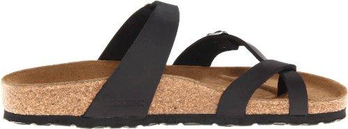 Birkenstock Women's Mayari Leather Thong Sandal,Black,EU Size 37 / Women's US Size 6-6.5 by Birkenstock (Image #6)
