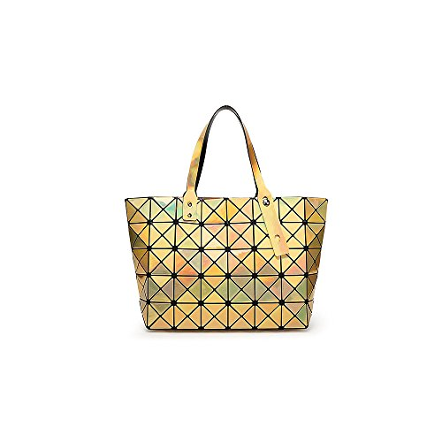 Géométrique Main À Yellow Ajlbt Lingge Style Bandoulière Fashion Sac Japonais zZ8npY