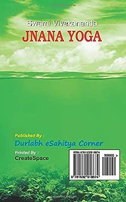 Jnana Yoga: Jnana Yoga by Swami Vivekananda: Amazon.es ...
