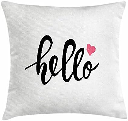 Amazon.com: Hello, para el hogar o la oficina, en forma ...