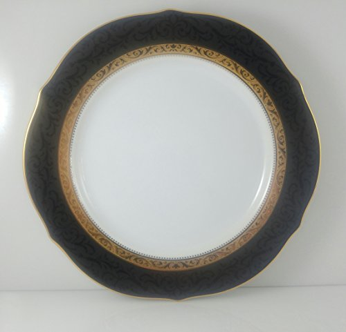 Noritake Regent Gold Luncheon Accent Plate 9