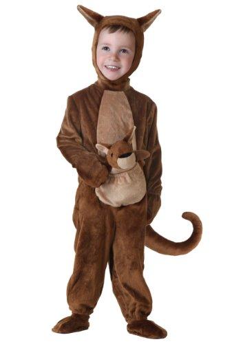 [Fun Costumes unisex-child Little Boys' Kangaroo Costume 2T] (Childrens Kangaroo Costume)