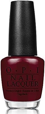 OPI Breakfast at Tiffanys Collection, Esmalte de uñas, color rojo ...