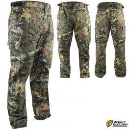 6 Pocket Camo Pants - 5