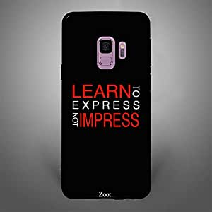 Samsung Galaxy S9 Learn to Express not Impress