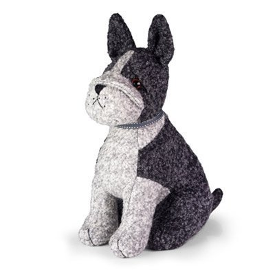 Dora Designs - Boston the Boston Terrier Doorstop by Dora Designs