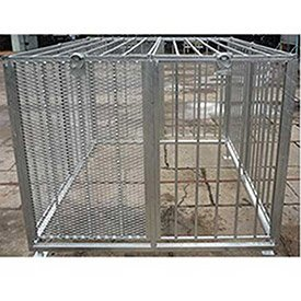 Roof Top Expanded Metal Cage 6' X 9' X 5 ()