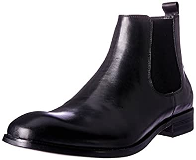 Wild Rhino Men's Dawson Boots, Black (Black), 8 US (41 EU) 7 AU