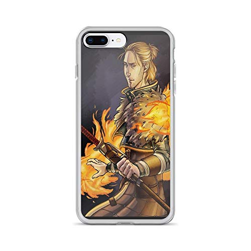 iPhone 7 Plus/iPhone 8 Plus Case Clear Anti-Scratch Suck on a Fireball!, Anders Cover Phone Cases for iPhone 7 Plus, iPhone 8 Plus]()