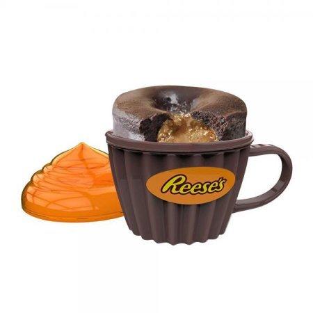 New Reeses Lava Cake Maker Cupcake (Lava Cupcakes)